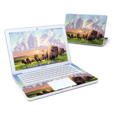 MacBook 13in Skin - Stampede