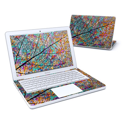 MacBook 13in Skin - Stained Aspen