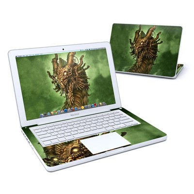 MacBook 13in Skin - Steampunk Dragon