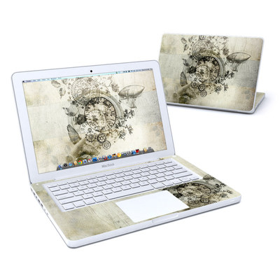 MacBook 13in Skin - Steamtime
