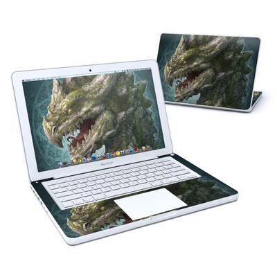 MacBook 13in Skin - Stone Dragon