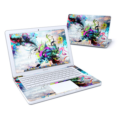 MacBook 13in Skin - Streaming Eye