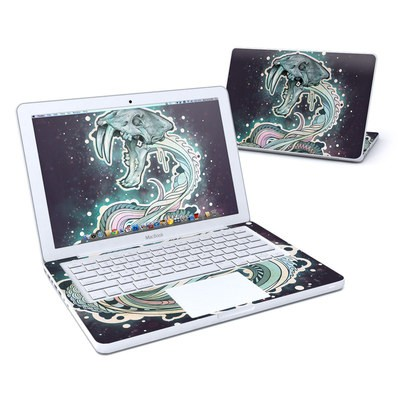 MacBook 13in Skin - Saber-Toothed Serpent