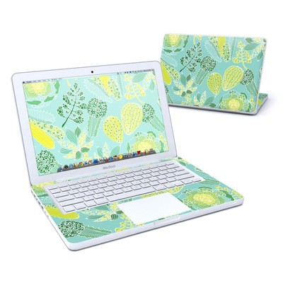 MacBook 13in Skin - Succulents