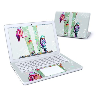 MacBook 13in Skin - Summer Birch