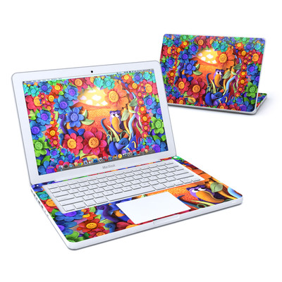 MacBook 13in Skin - Summerbird