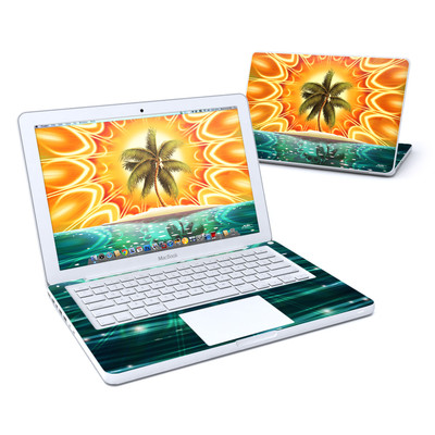 MacBook 13in Skin - Sundala Tropic