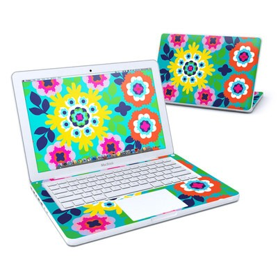MacBook 13in Skin - Susani Sun