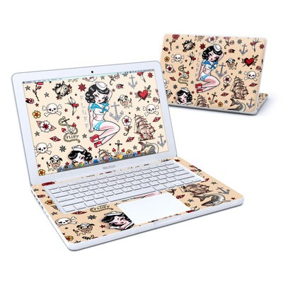 MacBook 13in Skin - Suzy Sailor