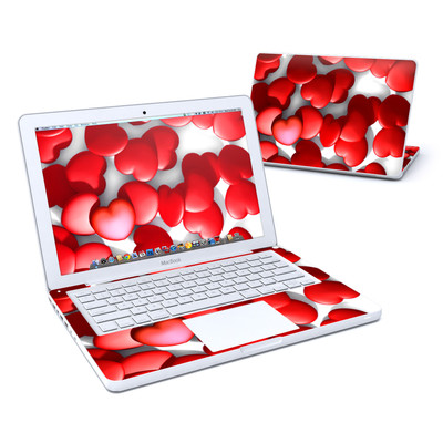 MacBook 13in Skin - Sweet Heart
