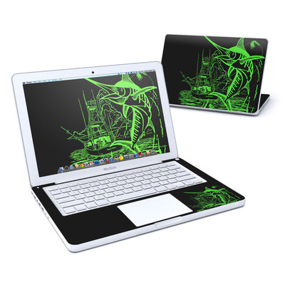 MacBook 13in Skin - Tailwalker