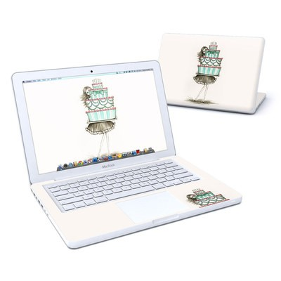 MacBook 13in Skin - She Takes The Cake