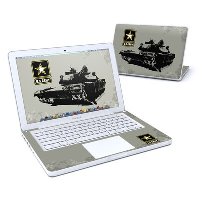 MacBook 13in Skin - Tank Tuff