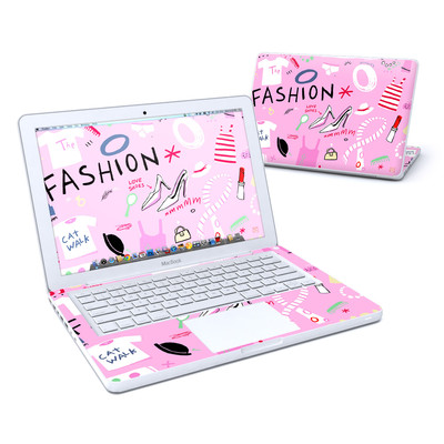 MacBook 13in Skin - Tres Chic