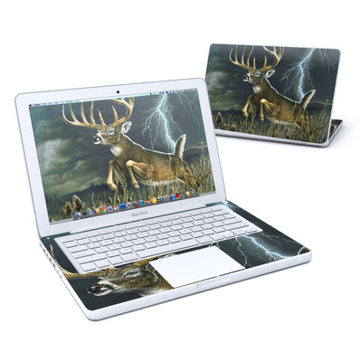 MacBook 13in Skin - Thunder Buck