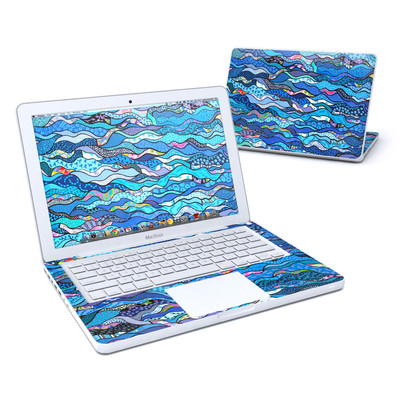 MacBook 13in Skin - The Blues