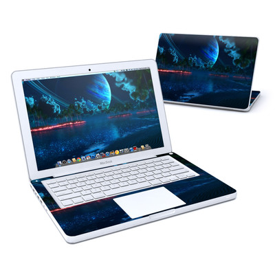 MacBook 13in Skin - Thetis Nightfall