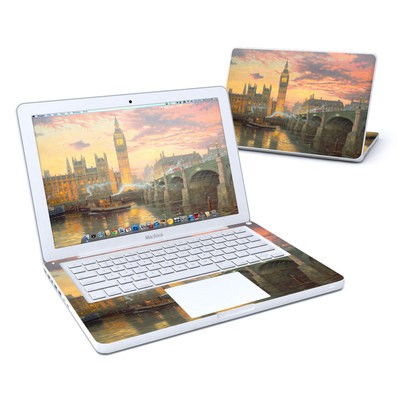 MacBook 13in Skin - Thomas Kinkades London