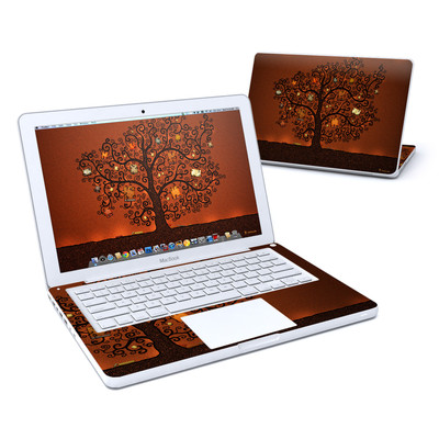 MacBook 13in Skin - Tree Of Books
