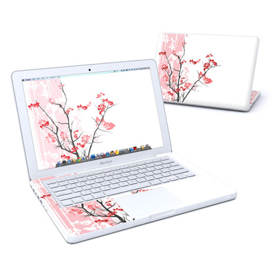 MacBook 13in Skin - Pink Tranquility