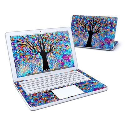MacBook 13in Skin - Tree Carnival