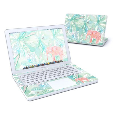 MacBook 13in Skin - Tropical Elephant
