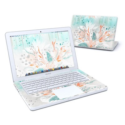 MacBook 13in Skin - Tropical Fern