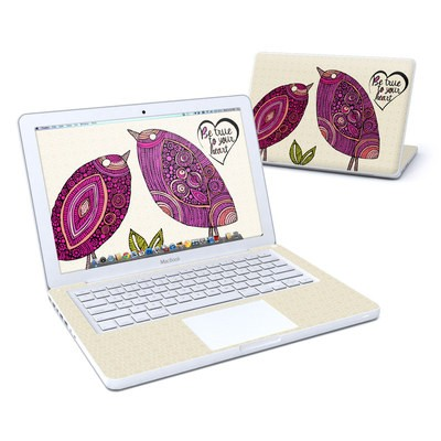 MacBook 13in Skin - True Birds