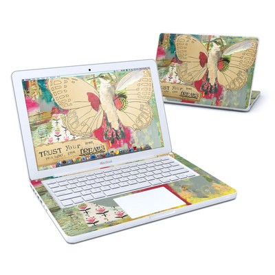 MacBook 13in Skin - Trust Your Dreams