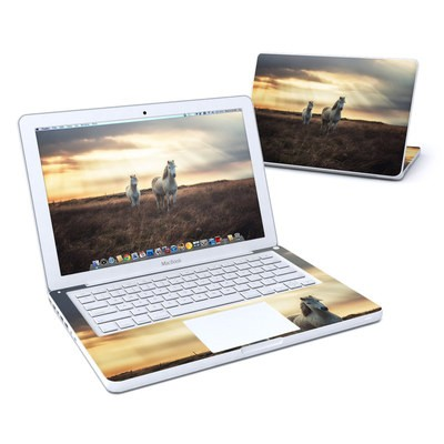 MacBook 13in Skin - Hornless Unicorns