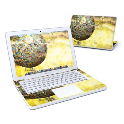 MacBook 13in Skin - Up Up and Away