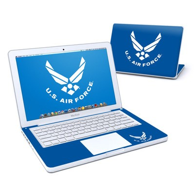 MacBook 13in Skin - USAF Blue