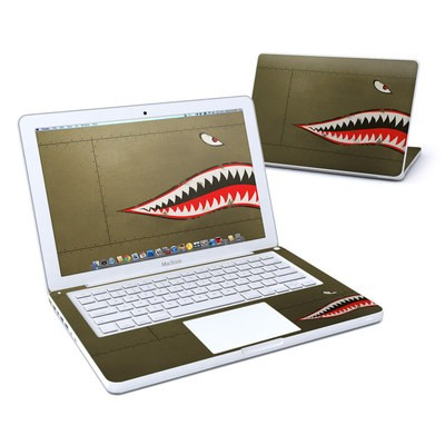 MacBook 13in Skin - USAF Shark