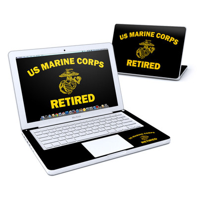 MacBook 13in Skin - USMC Retired