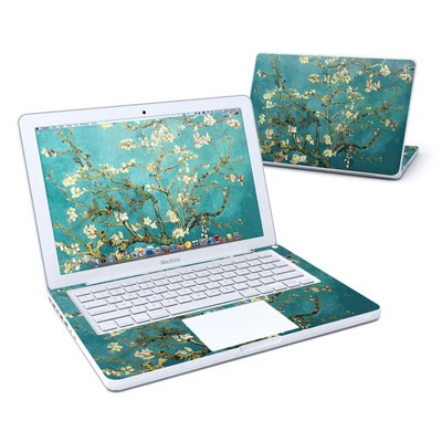MacBook 13in Skin - Blossoming Almond Tree