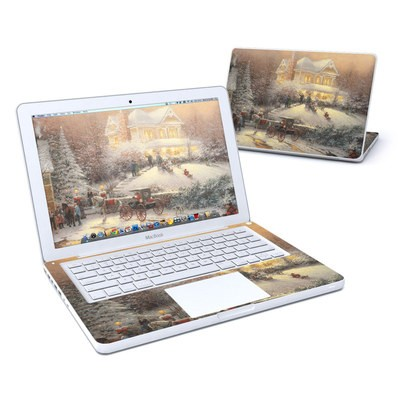 MacBook 13in Skin - Victorian Christmas