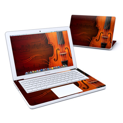 MacBook 13in Skin - Violin