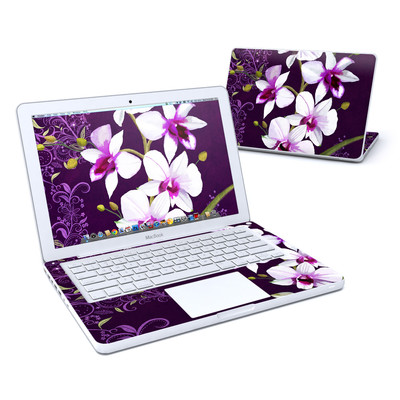 MacBook 13in Skin - Violet Worlds