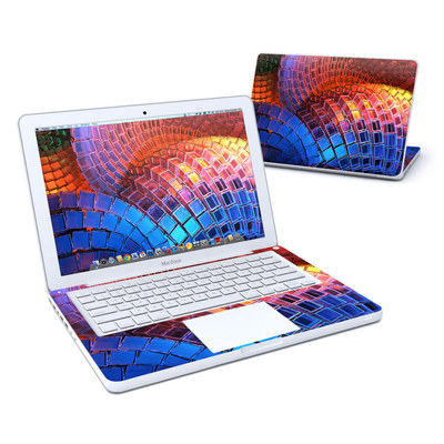 MacBook 13in Skin - Waveform