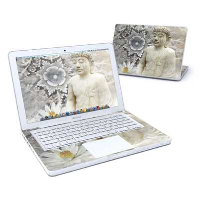 MacBook 13in Skin - Winter Peace