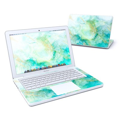 MacBook 13in Skin - Winter Marble