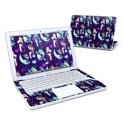 MacBook 13in Skin - Witches and Black Cats