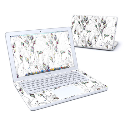 MacBook 13in Skin - Wildflowers