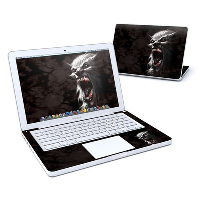 MacBook 13in Skin - Wolfman