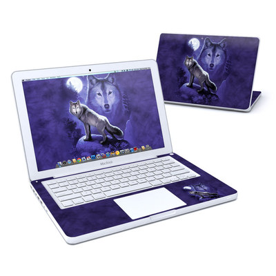 MacBook 13in Skin - Wolf