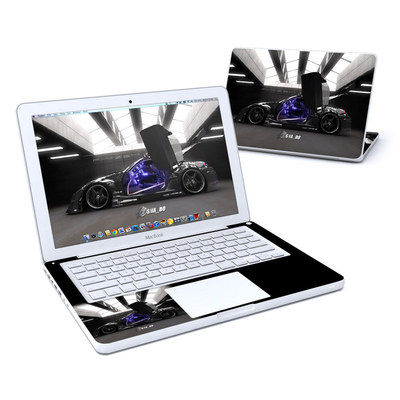 MacBook 13in Skin - Z33 Dark
