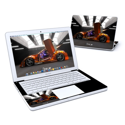 MacBook 13in Skin - Z33 Light