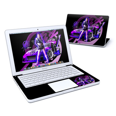 MacBook 13in Skin - Z33 Purple