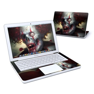 MacBook 13in Skin - Zombini