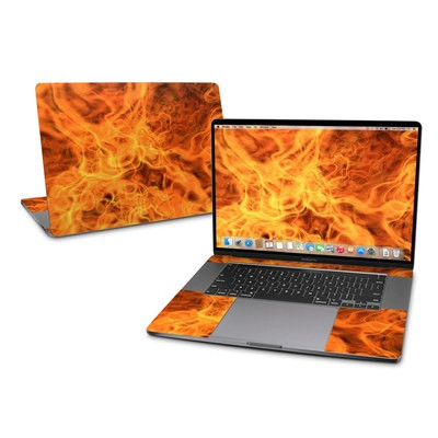 MacBook Pro 16 Skin - Combustion